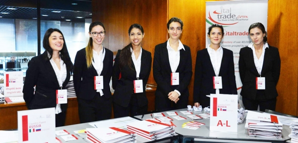 Hostess, Steward e Personale Multilingua