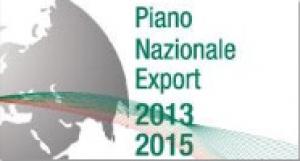 Presentazione Piano Nazionale Export 2013-2015